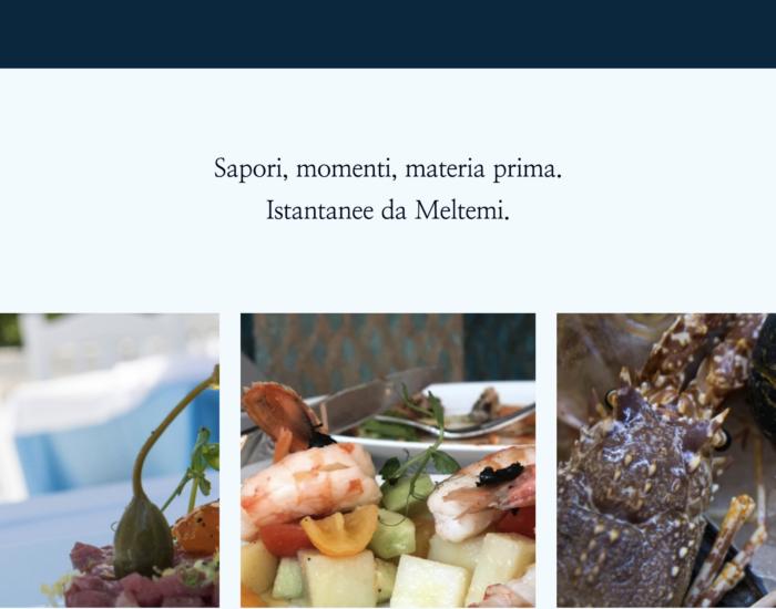 Meltemi Website