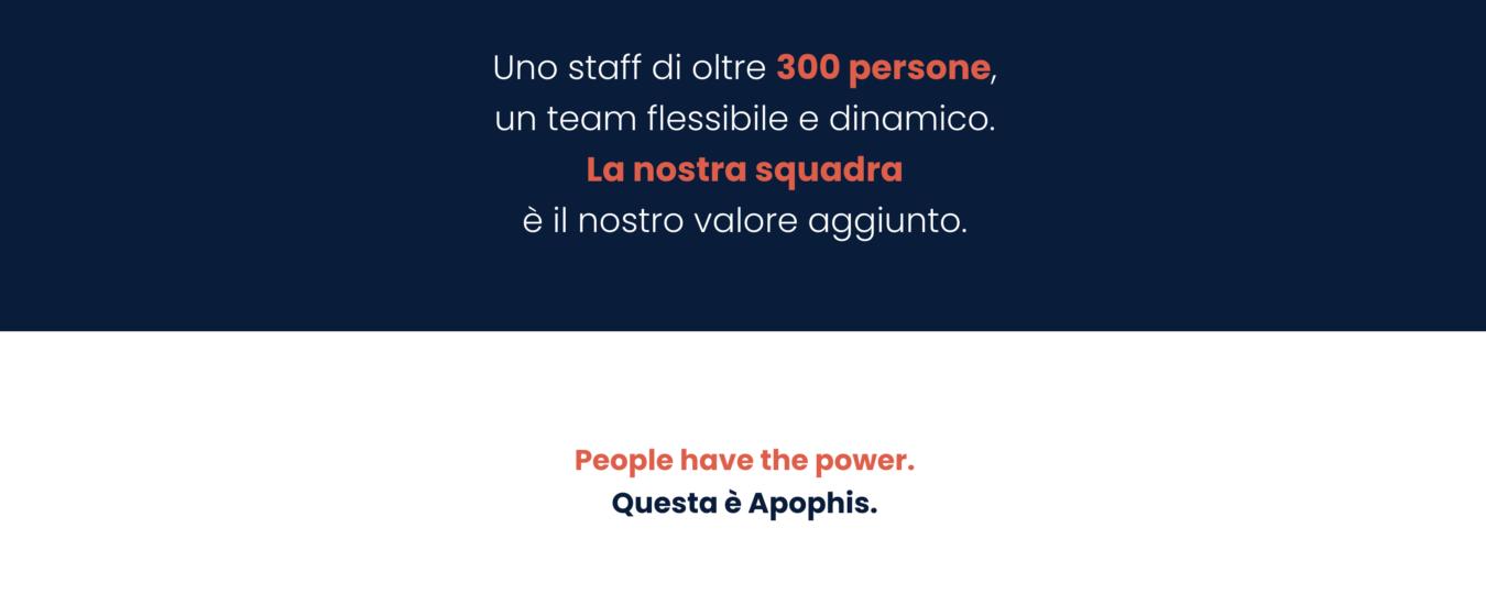 Apophis Website